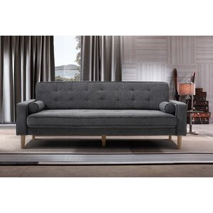 Dunagan Modern Linen Sofa by Ivy Bronx