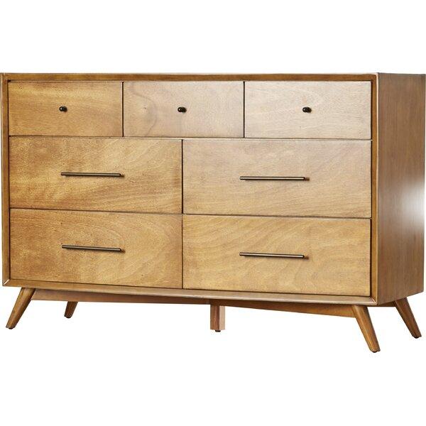 Parocela 7 Drawer Dresser & Reviews