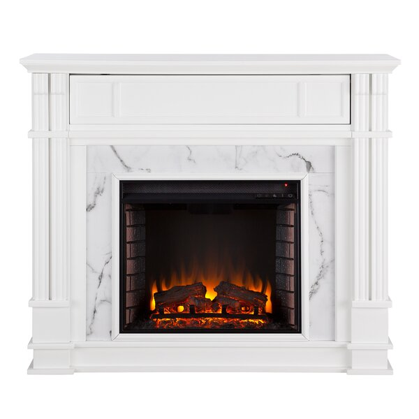 Peachy 48 Inch Electric Fireplace Wayfair Home Interior And Landscaping Ponolsignezvosmurscom