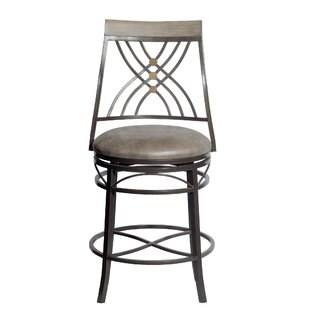Chickerell 24'' Swivel Bar Stool