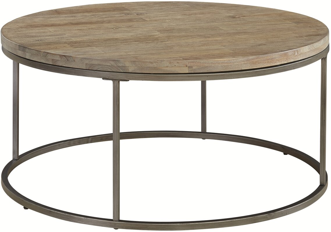 Round Coffee Table New At Image of Exterior