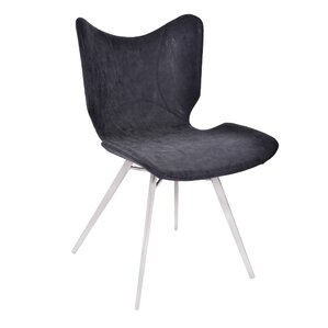 Hoxton Modern Upholstered Dining Chair (Set of 2) by Caribou Dane