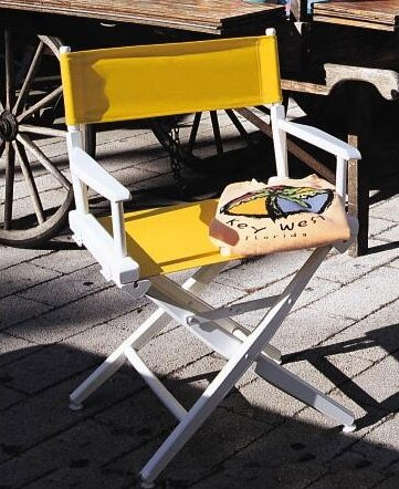 Delicieux World Famous Folding Director Chair