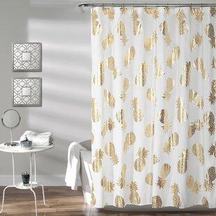 Heinen Pinele Toss Shower Curtain