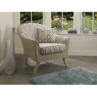 Calburn Tub Chair by Beachcrest Home