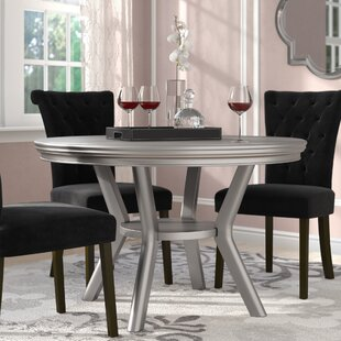 Kacy Solid Wood Dining Table