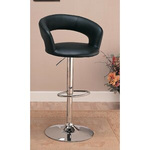 Adjustable Height Swivel Bar Stool by Inf..