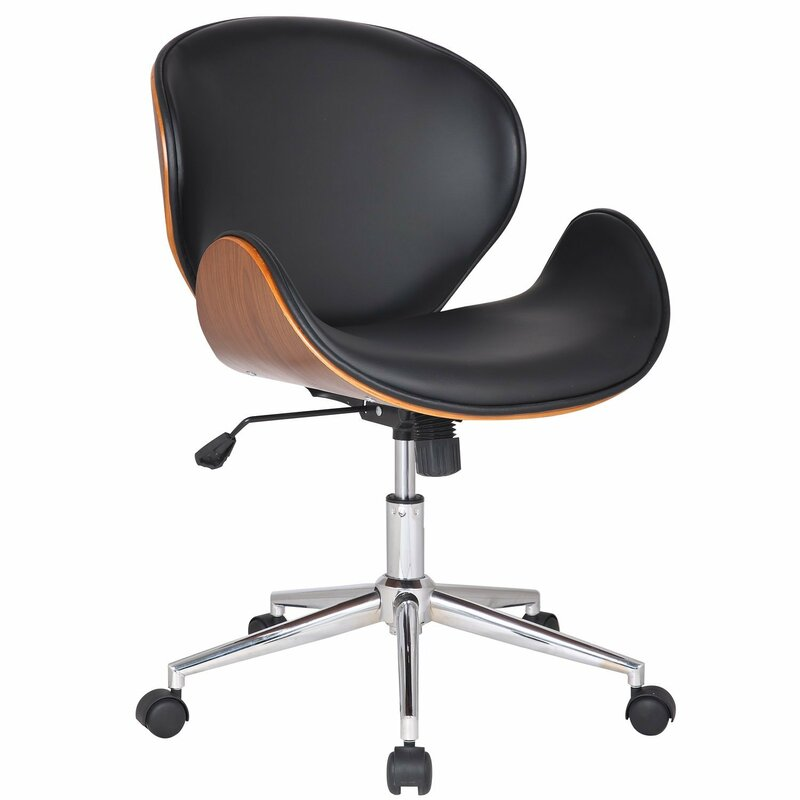 Bentwood Mid Back Desk Chair