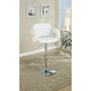 Boudreaux Adjustable Height Swivel Bar Stool