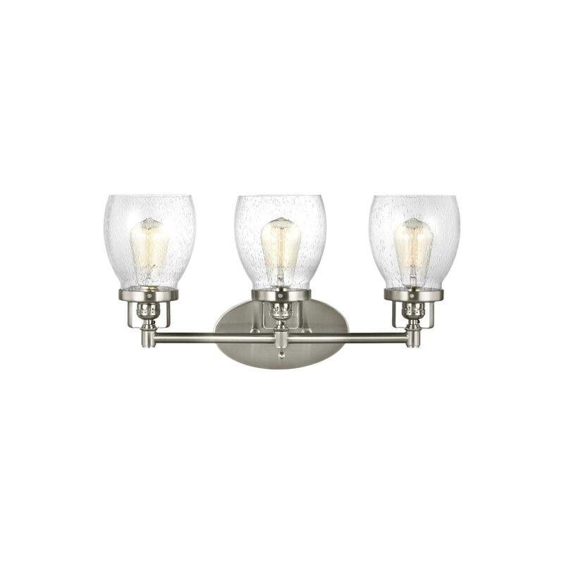Trent Austin Design Panorama Point Heirloom Bronze 3 Light Vanity Light Reviews: Panorama Point 3-Light Vanity Light & Reviews