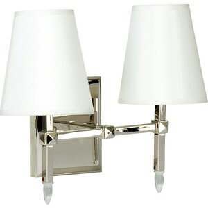 Omaha 2-Light Vanity Light