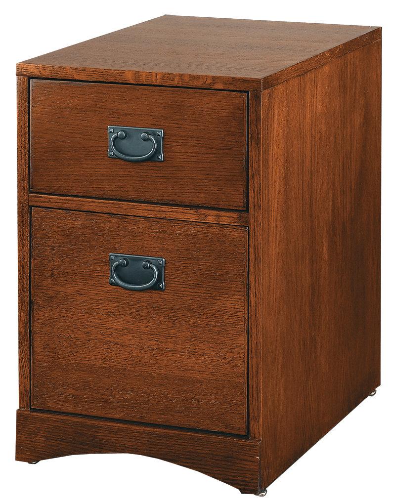 Merveilleux Martin Home Furnishings Mission Pasadena 2 Drawer Mobile File Cabinet U0026  Reviews | Wayfair
