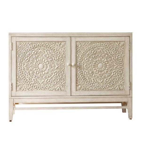 Hooker Furniture Melange Matisette Accent Cabinet Reviews Wayfair
