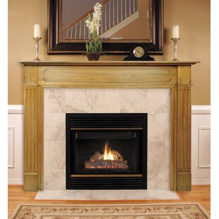 Gas Fireplace Surround Wayfair