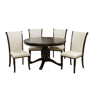 Damiana 5 Piece Dining Set by Darby Ho..