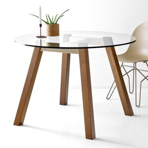 T-Table Round Dining Table by Connubia
