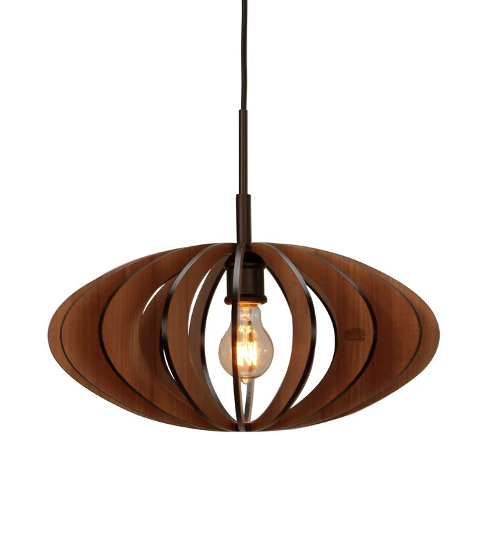 Wickes Kitchen Pendant Lights: Bair Wicks Canopy 1-Light Pendant & Reviews