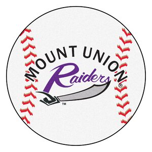 NCAA University of Mount Union Baseball Mat
