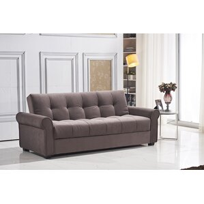 Russell Convertible Sofa by Red Barrel..