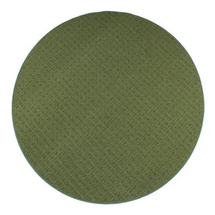 Brookstonval Green Rug by Charlton Home