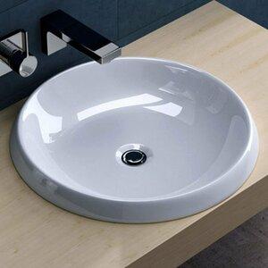 Belfry Bathroom 51 cm Aufsatz-Waschbecken Brüssel