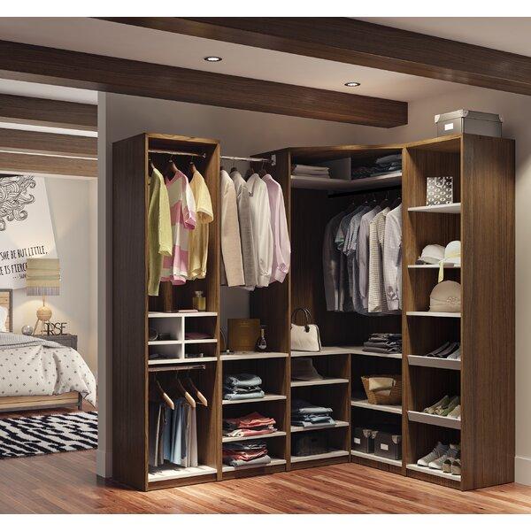 Classic Corner Walk 75 9 Quot W Closet System Amp Reviews Joss