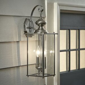 Pellston Outdoor Wall Lantern