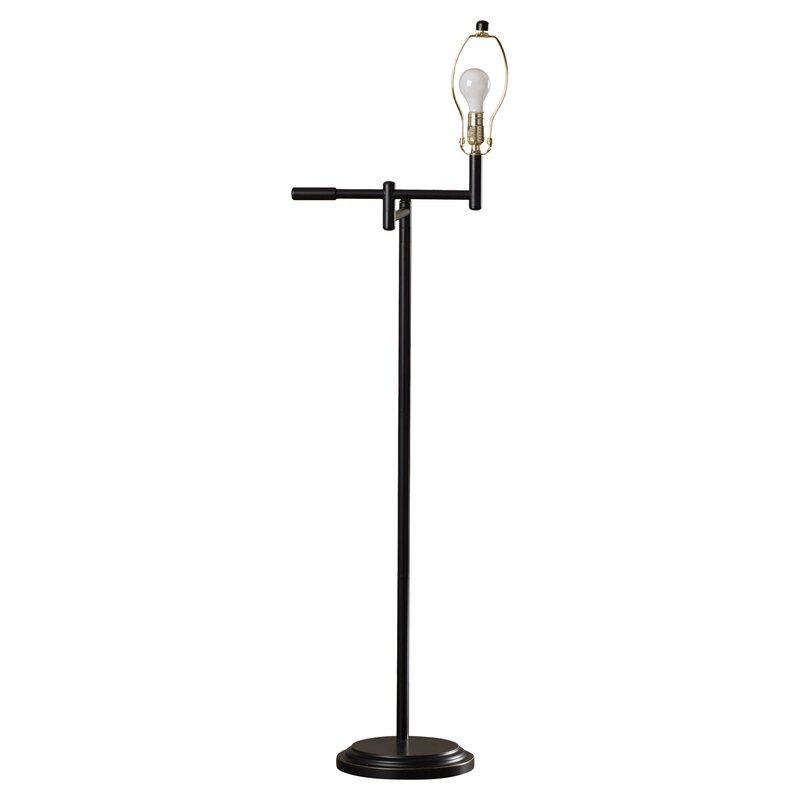 Alcott hill bethesda 60 swing arm floor lamp reviews wayfair bethesda 60 swing arm floor lamp aloadofball Gallery