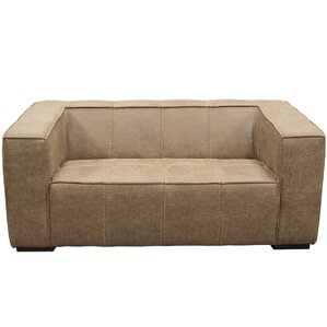 Westwood Chesterfield Settee by Diamond Sofa