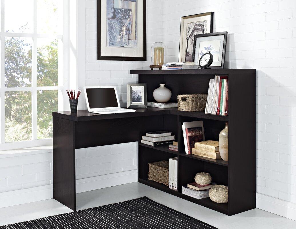 Marcus Trilium Way Sit/Stand L-Shape Computer Desk