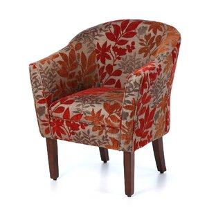 Lambert Barrel Chair by Ch..