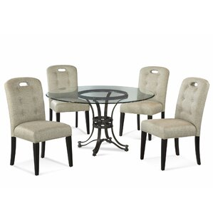 Lamb 5 Piece Dining Set by Willa Arlo Interiors