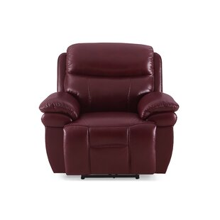 red leather chair wayfair co uk