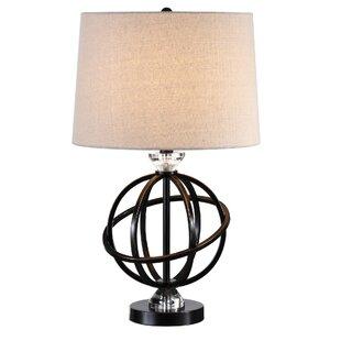 Metal Orb Lamp Wayfair