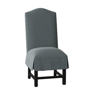 Whitehall Skirted Upholstered Dining Chair