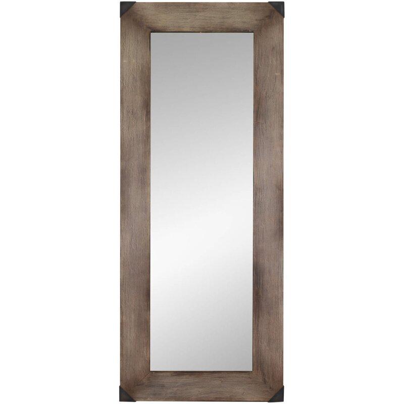 Jeffan Mabel Full Length Wall Mirror Wayfair