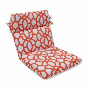 Nunu Geo Outdoor Dining Chair Cushion