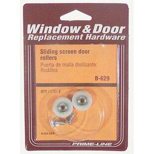 Sliding Screen Door Roller (Set Of 2)