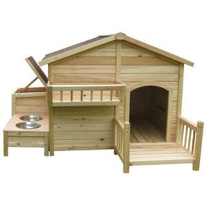 House & Pawsu2122 Country Charm Dog House