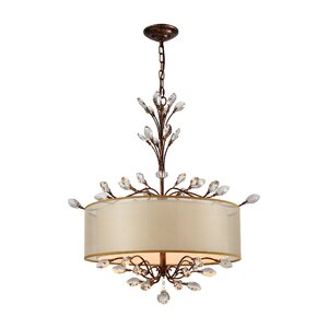 Turner 4-Light Drum Chandelier