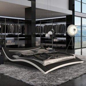 Kohler Upholstered Platform Bed by Orren Ellis