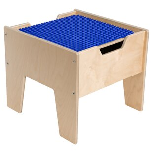 Kids Activity Storage Table Wayfair