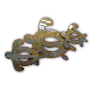 Super Metal Sea Turtle Wall Art | Wayfair VE51