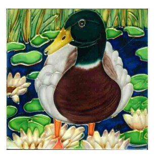 Duck Tile Wall Decor