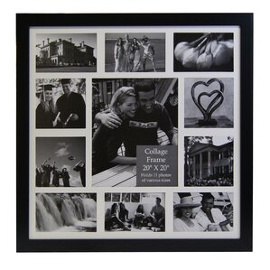 Picture frames you 39 ll love wayfair for Modern collage frame