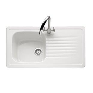 Ceramic Kitchen Sinks | Wayfair.co.uk