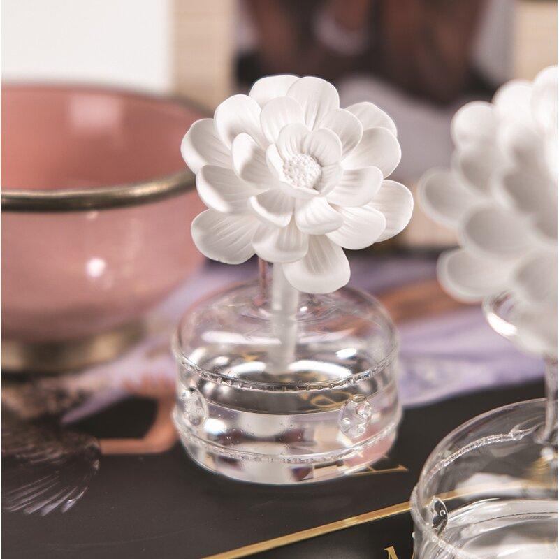 Zodax Grand Casablanca Versailles Tuberose Porcelain Diffuser Wayfair