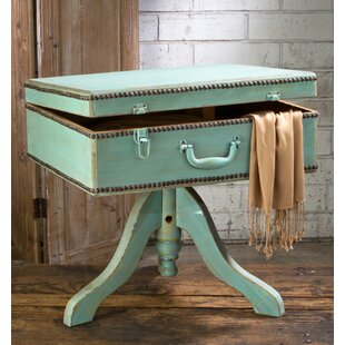 Wonderful Suitcase End Table