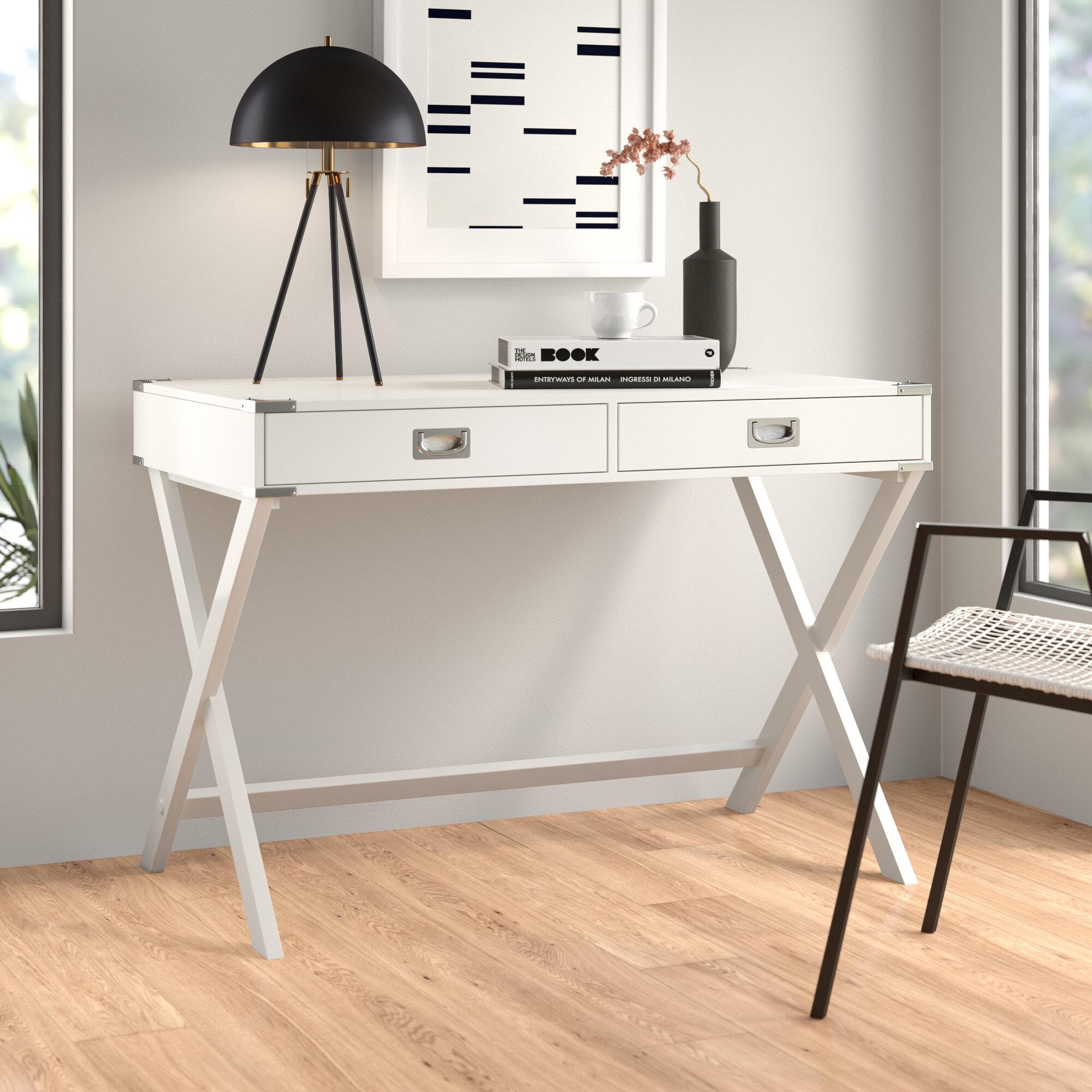 Peachy Modern Contemporary Desk Wall Unit Allmodern Download Free Architecture Designs Rallybritishbridgeorg