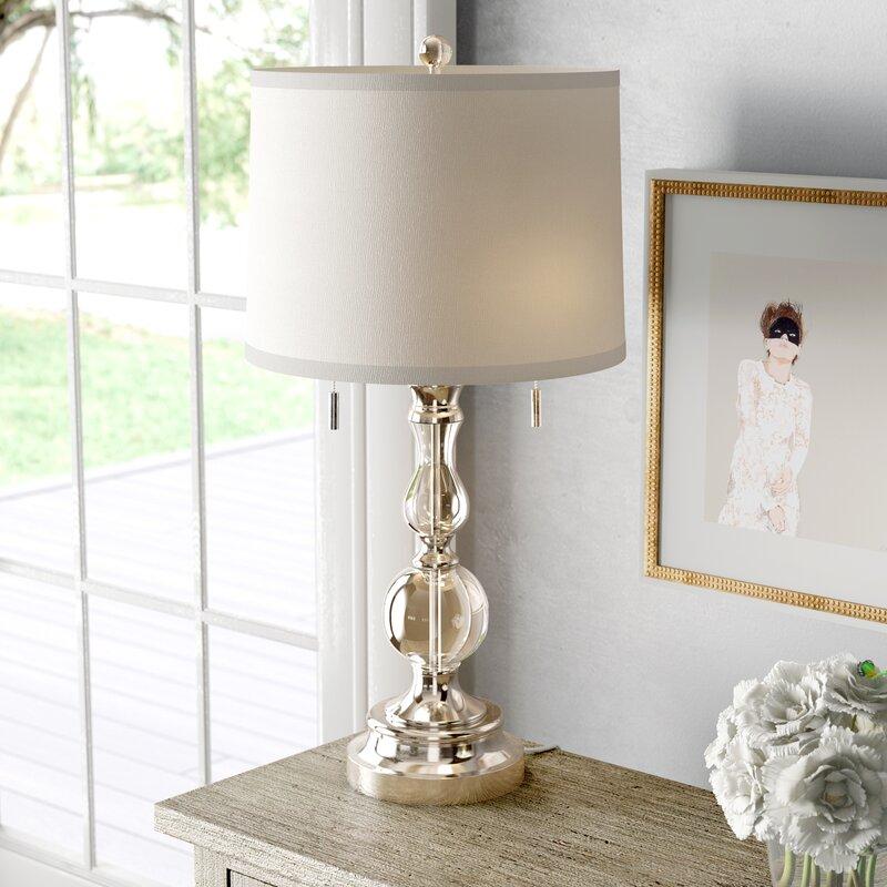 Willa arlo interiors agda 26 5 table lamp reviews wayfair - Willa arlo interiors keeley bar cart ...